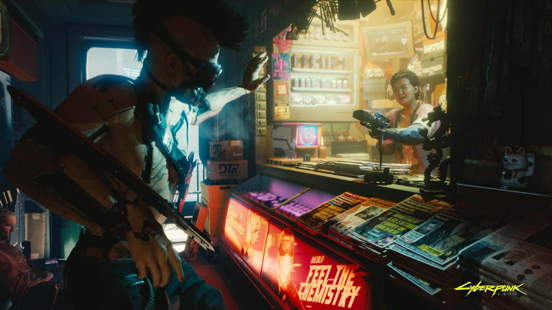 Cyberpunk 2077 From The Creators Of The Witcher 3 Wild Hunt