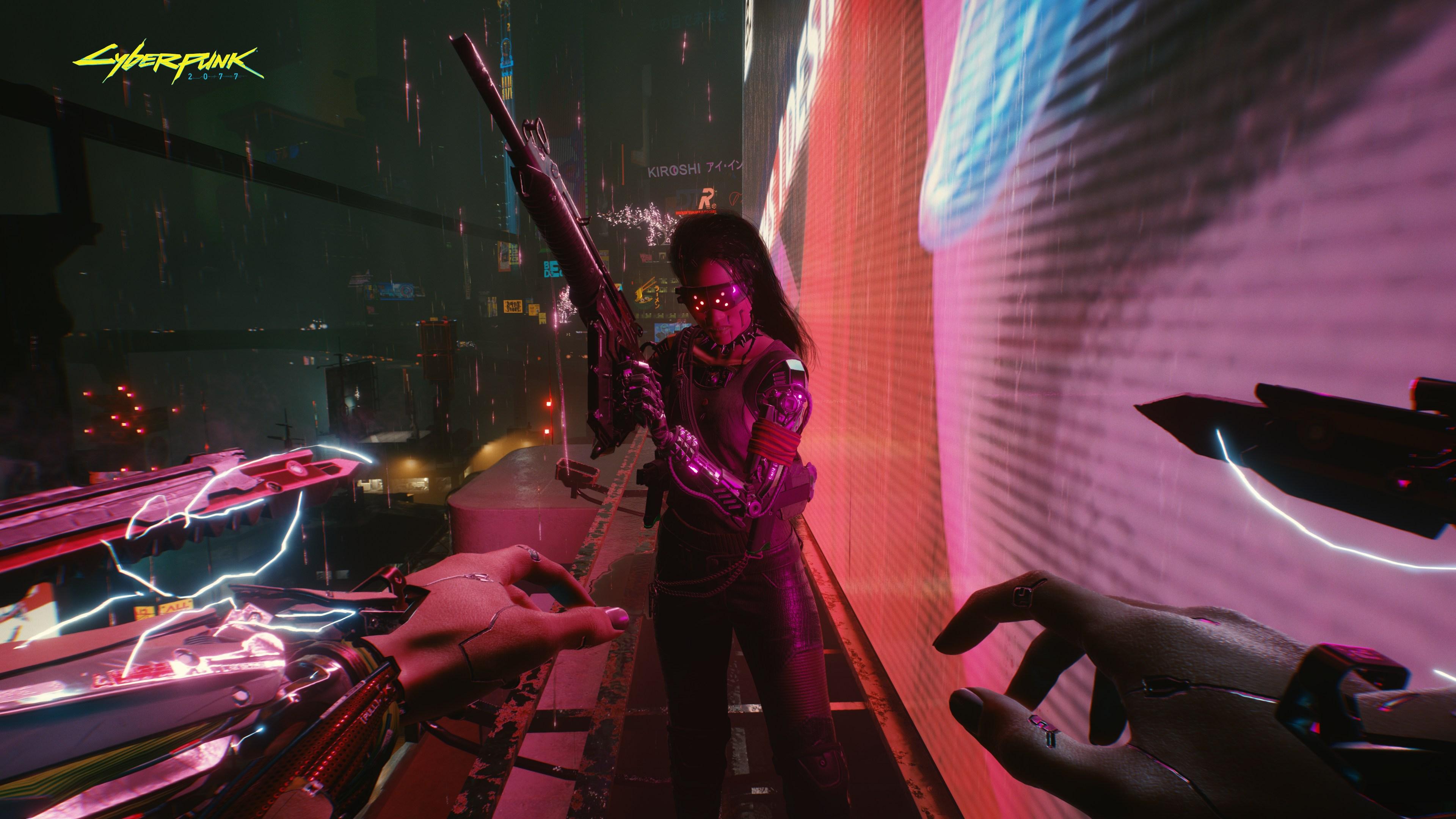 cyberpunk 2077 trailer dublado